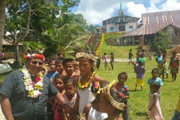 Das Institut des Fleischgewordenen Wortes auf den Salomoninseln