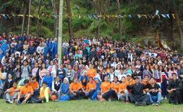 Jugendtag in Ecuador
