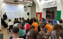 Jugendtreffen Voces Verbi in Montefiascone