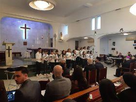 Ökumenisches Konzert in Bagdad