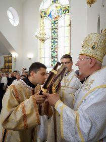 Diakonenweihe in der Ukraine
