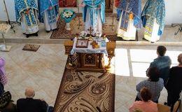 Patroziniumsfest Ukraine
