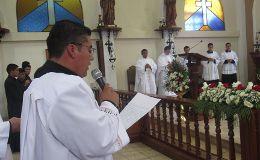 Ewige Gelübde in Ecuador