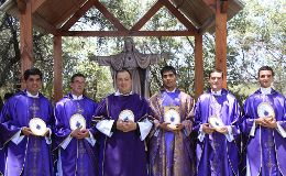 Priesterweihe in Argentinien