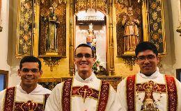 Diakonenweihe in El Pueyo - Spanien