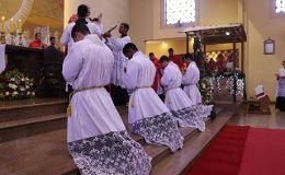Diakonenweihe in Brasilien