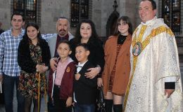 Priesterweihe in Mexico