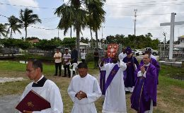Diakonenweihe in Guyana