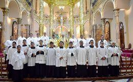 Priesterweihe und Primiz