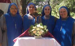 10-jähriges Jubiläum der Schwestern im Krankenhaus San Luis