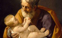 Feier des Josefs-Monats