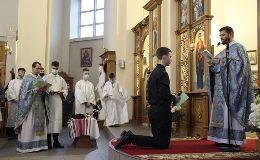 Einkleidung in der Ukraine