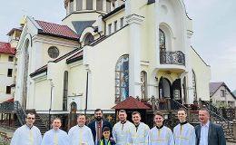 Osterfeierlichkeiten der Byzantiner
